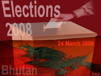 RAOnline Bhutan: Elections 2008 - Parliamentary election and ...
