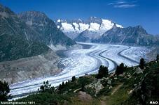 RAOnline EDU: Gletscher in der Schweiz - Bilder