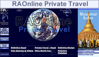 RAOnline Private Travel